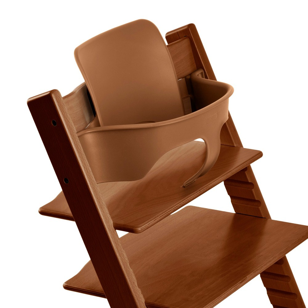 Stokke Tripp Trapp Baby Set High Chair Accessories - Walnut (Brown)
