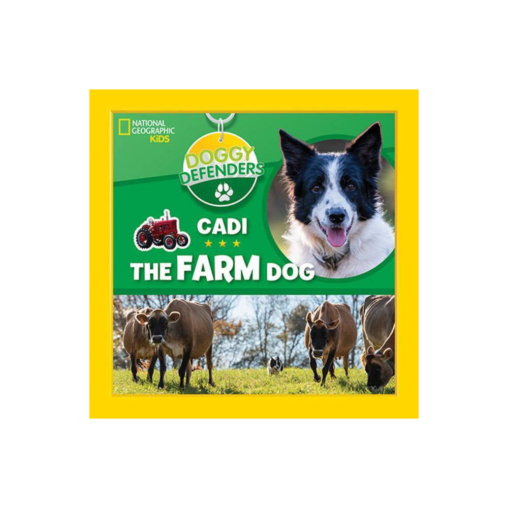 Doggy Defenders Cadi The Farm Dog Hardcover