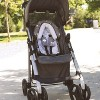 GO By Goldbug Space Duo Head Support And Strap Cover Set For Car Seat, Stroller, Bouncer - image 3 of 4