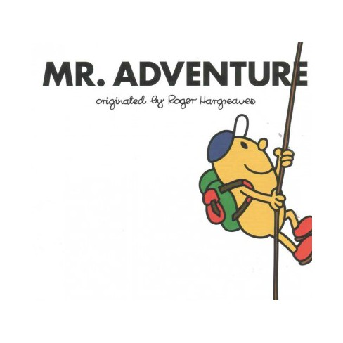 Mr. Adventure - (Mr. Men and Little Miss) by  Adam Hargreaves (Paperback) - image 1 of 1