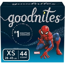 GoodNites® Underwear for Boys - Super Pack (Select Size)