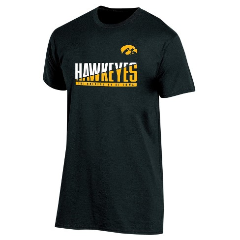 NCAA Men's Defend Your Honor Bi-Blend Poly Iowa Hawkeyes T-Shirt - image 1 of 1
