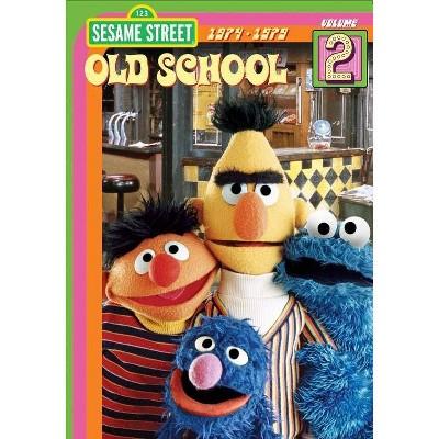 Sesame Street: Old School Volume 2 (1974-1979) (DVD)