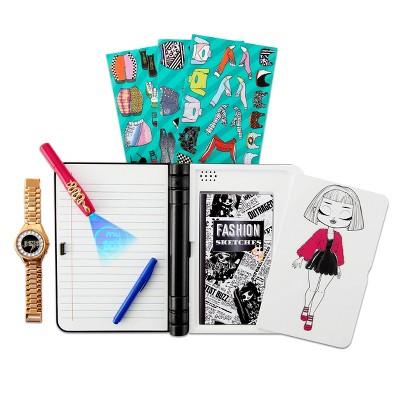 L.O.L. Surprise! O.M.G. Fashion Secret Journal Electronic Password Journal with Watch