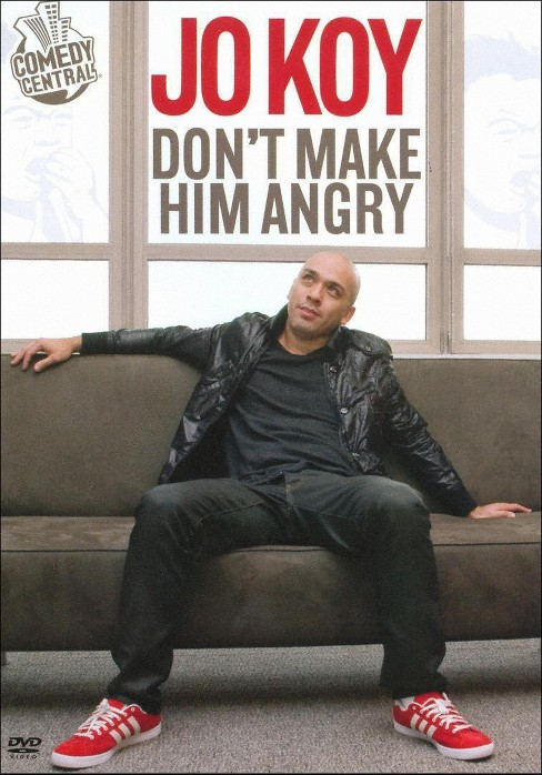 Jo koy:Don't make him angry (DVD) - image 1 of 1