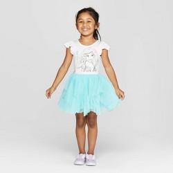 b9b49adf8b00e Toddler Girls' Disney Princess Ariel Tutu Dress - White/Turquoise
