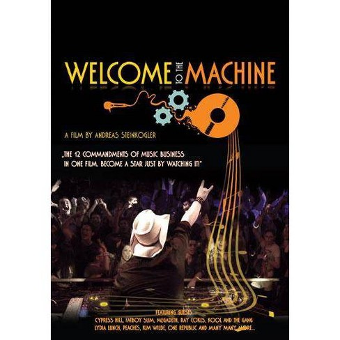 Welcome to the Machine (DVD) - image 1 of 1