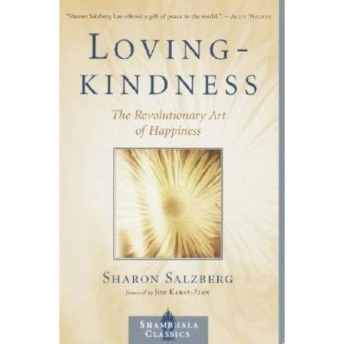 Lovingkindness - (Shambhala Classics) by  Sharon Salzberg (Paperback) - image 1 of 1