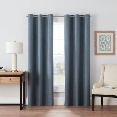 Windsor Light Blocking Curtain Panel - Eclipse