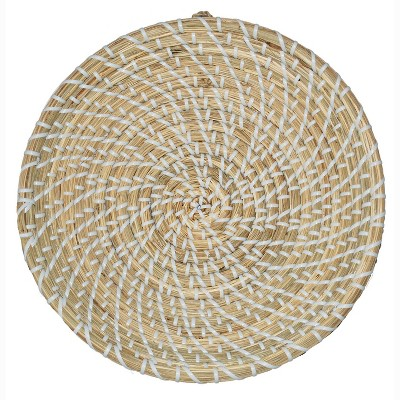 Sea Grass and Plastic String Wall Decor - Threshold™