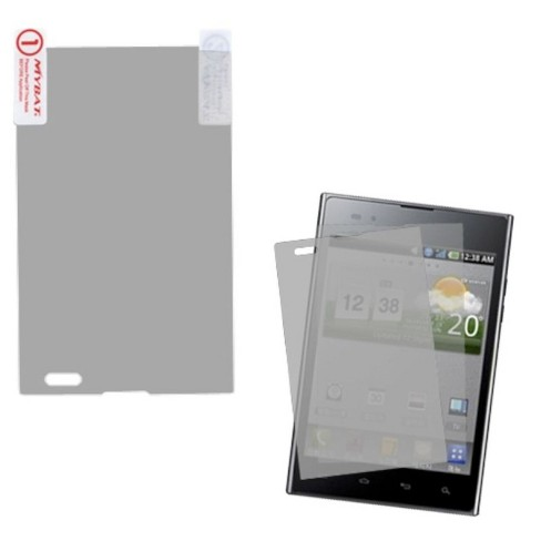 MYBAT 2-Pack Clear LCD Screen Protector Film Cover For LG Intuition VS950 - image 1 of 1