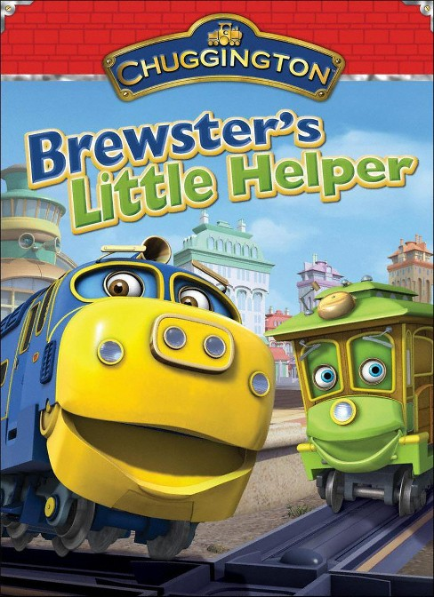 Chuggington: Brewster's Little Helper (dvd_video) - image 1 of 1