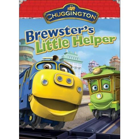 Chuggington: Brewster's Little Helper (dvd_video) - image 1 of 1