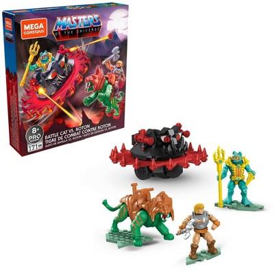 Mega Construx Masters of the Universe Roton Assault Construction Set