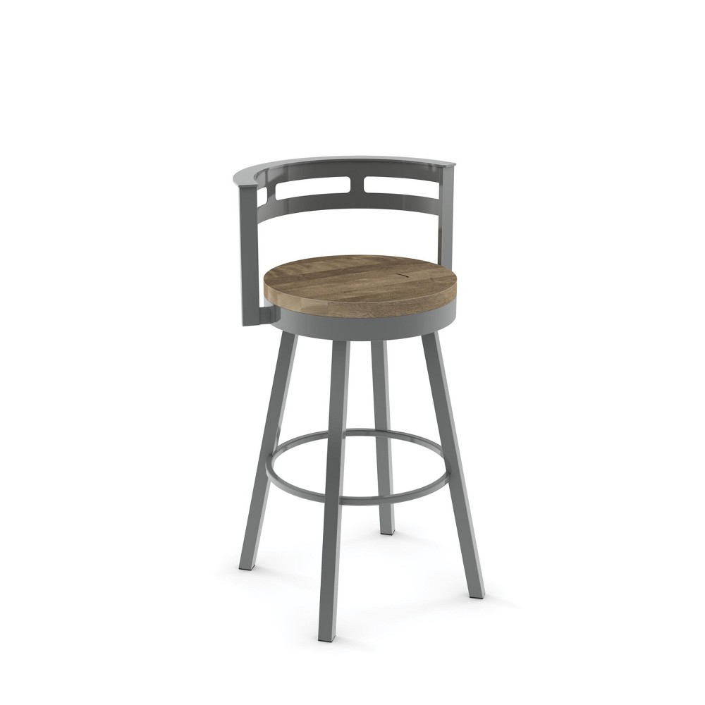 29.5 Amisco Vector Bar Stool Beige