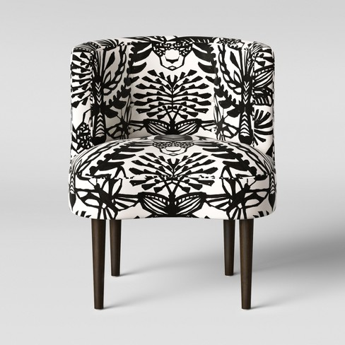 Clary Curved Back Accent Chair - Opalhouse™ - image 1 of 4