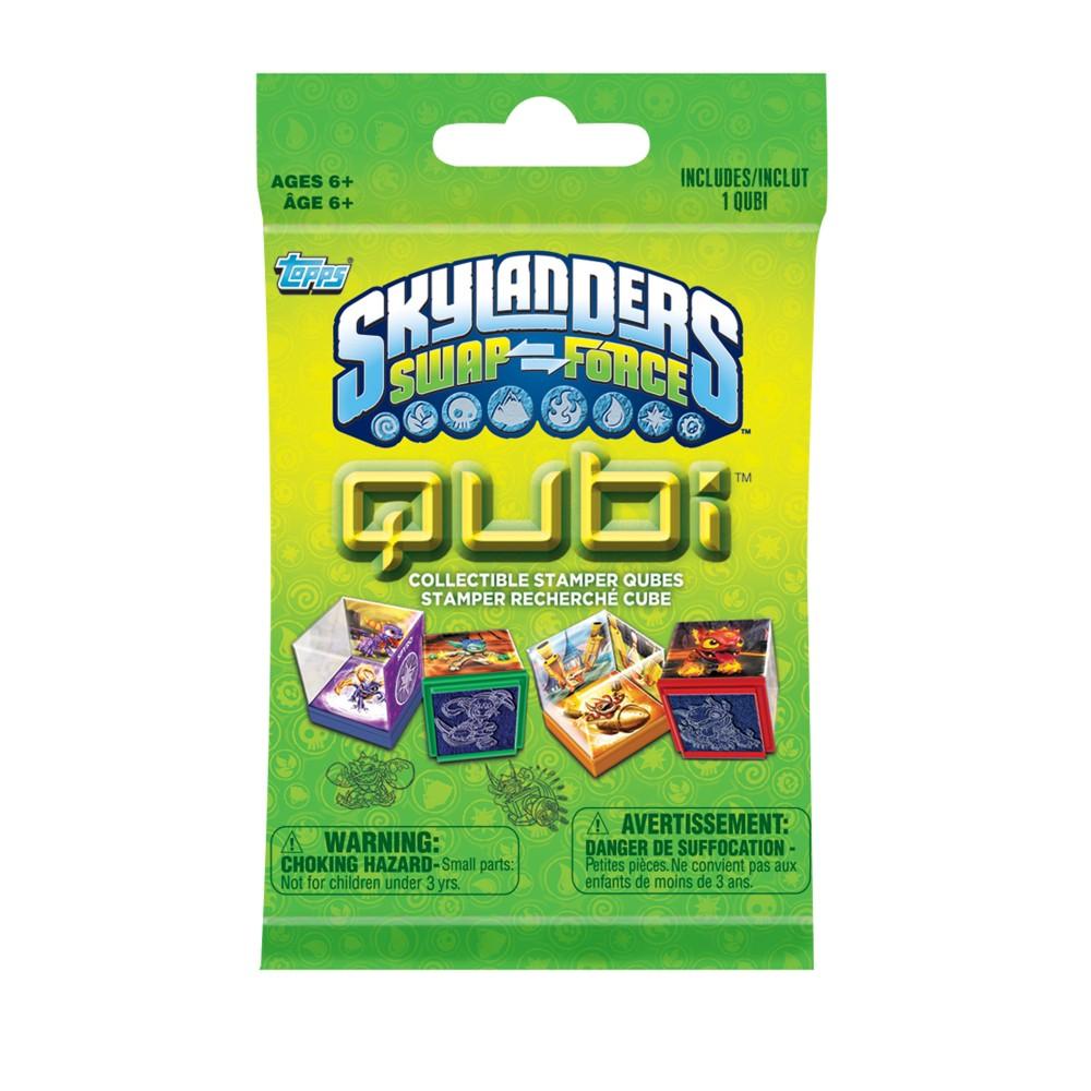 Topps Skylanders Swap Force Qubi Pack, Multi-Colored