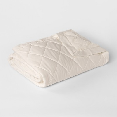 King Luxury Bed Blanket Sour Cream - Fieldcrest®