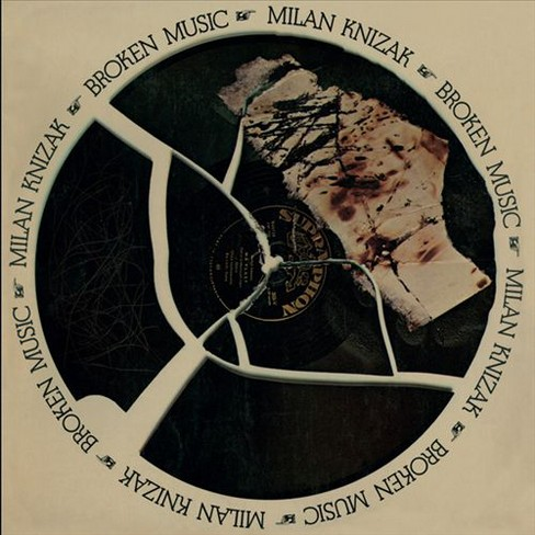 Milan knizak - Broken music (Vinyl) - image 1 of 1