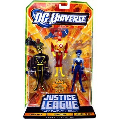 """DC Comics Justice League Firestorm Action 4/"""" Action Figure"""