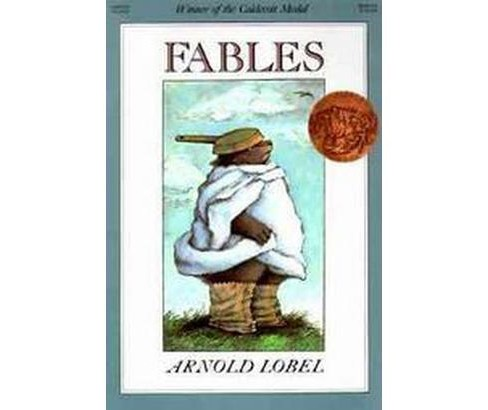 Fables (Reprint) (Paperback) (Arnold Lobel) - image 1 of 1