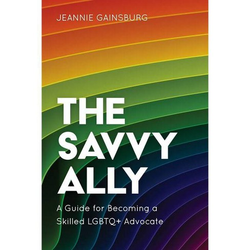 The Savvy Ally - by  Jeannie Gainsburg (Hardcover) - image 1 of 1