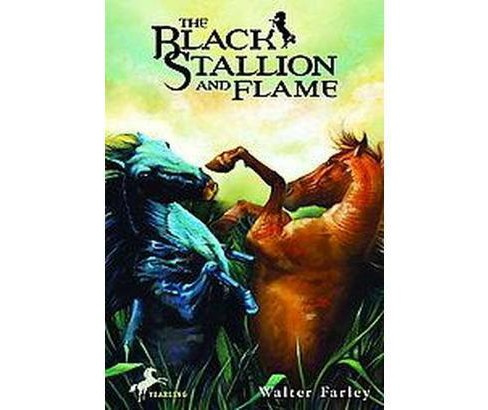 Black Stallion and Flame (Reprint) (Paperback) (Walter Farley) - image 1 of 1