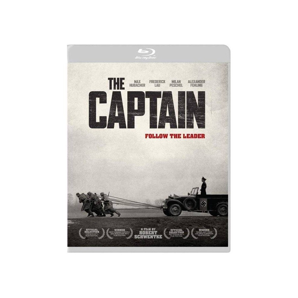 The Captain Blu Ray 2019
