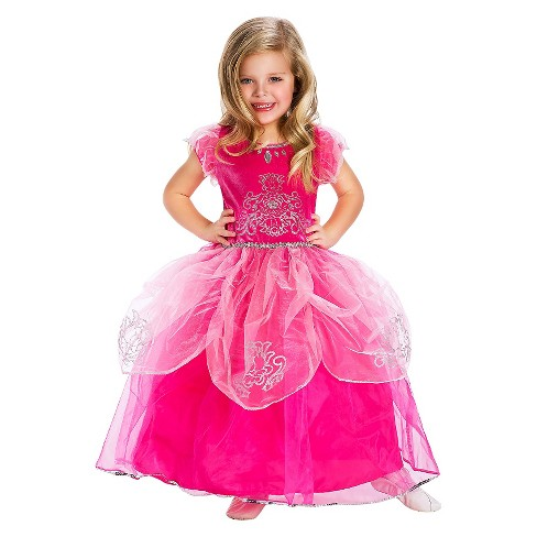 Little Adventures 5 Star Pink Princess Dress - image 1 of 1