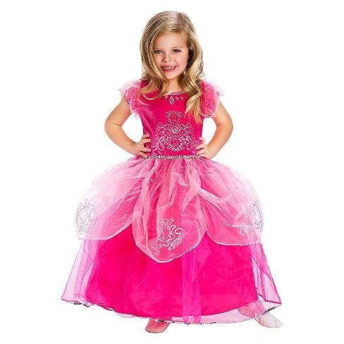 Little Adventures 5 Star Pink Princess Dress - image 1 of 1