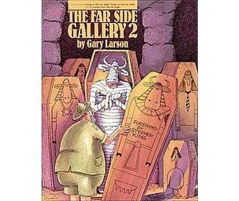 Far Side Gallery 2 (Paperback) (Gary Larson) - image 1 of 1