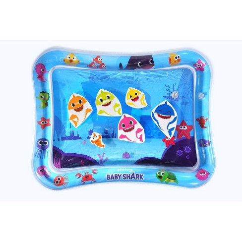 Baby Shark Tummy Time Water Play Mat - image 1 of 4