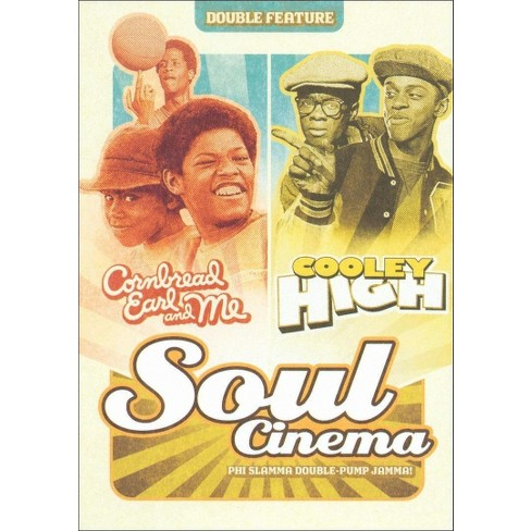 Cornbread, Earl and Me/Cooley High (2 Discs) (Widescreen, Fullscreen) - image 1 of 1