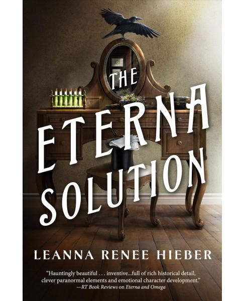 Eterna Solution (Hardcover) (Leanna Renee Hieber) - image 1 of 1
