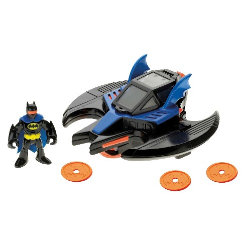 Fisher-Price Imaginext DC Super Friends Batwing - image 1 of 10