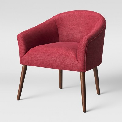Pomeroy Barrel Accent Chair Brick Red - Project 62™