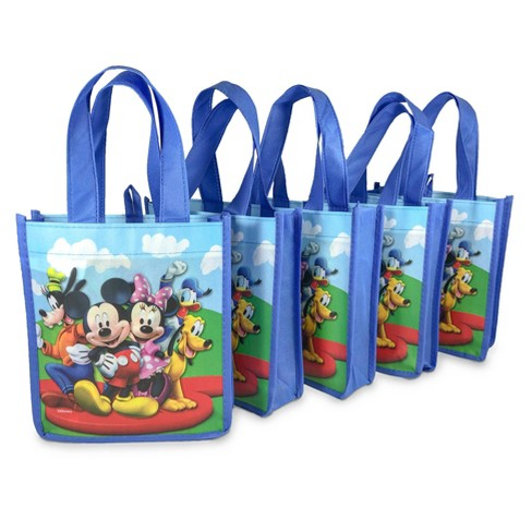 Disney 5ct Mickey Mouse and Friends Favor Bag - image 1 of 3