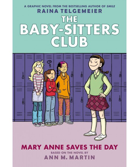 Baby-Sitters Club 3 : Mary Anne Saves the Day (Special) (Hardcover) (Ann M. Martin) - image 1 of 1