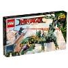 LEGO Ninjago Movie Green Ninja Mech Dragon 70612 Ninja Toy with Dragon Figurine Building Kit - image 3 of 4