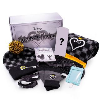 Disney Kingdom Hearts Collector's Box