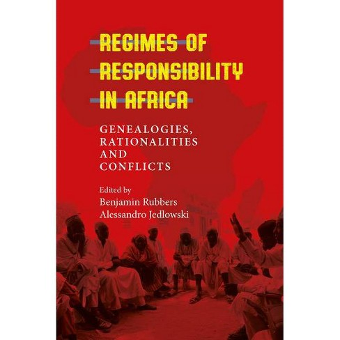 Regimes of Responsibility in Africa - (Hardcover) - image 1 of 1