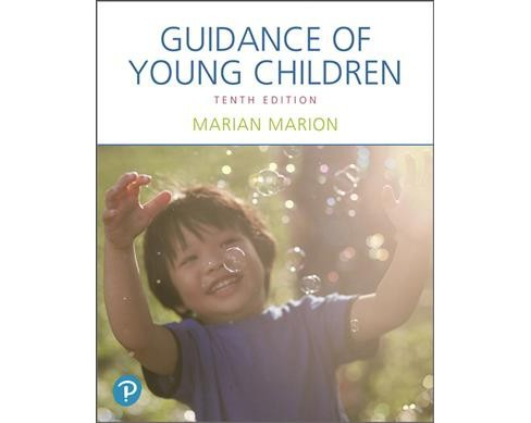 Guidance of Young Children -  by Marian Marion (Paperback) - image 1 of 1