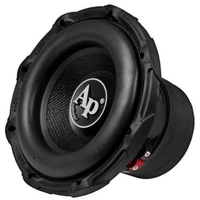 AudioPipe TXX-BDC3-10 10 Inch 1,400 Watt High Performance Powerful 4 Ohm DVC Vehicle Car Audio Subwoofer Speaker System, Black