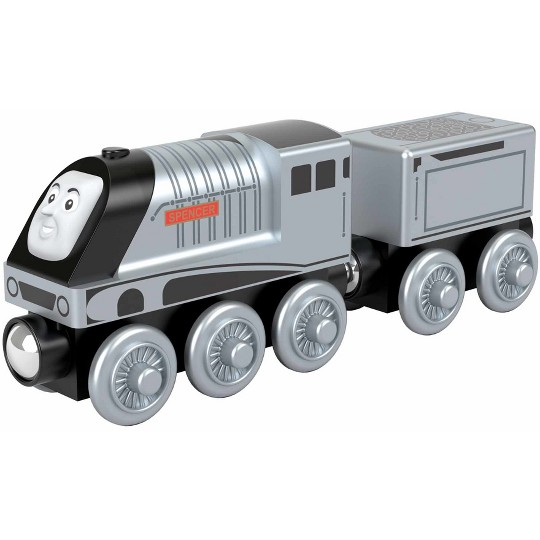 Fisher-Price Thomas & Friends Wood Spencer Engine image number null