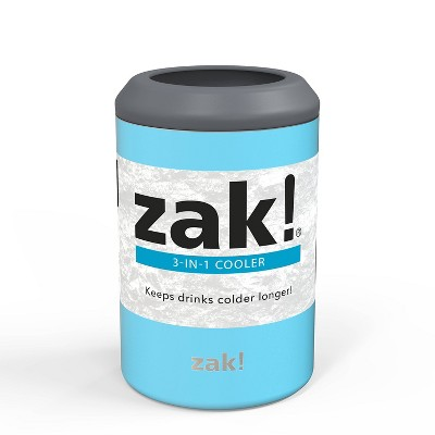 Zak Design Can Cooler - Purist Blue