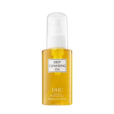DHC Deep Cleansing Oil Facial Cleanser - 2.3 fl oz