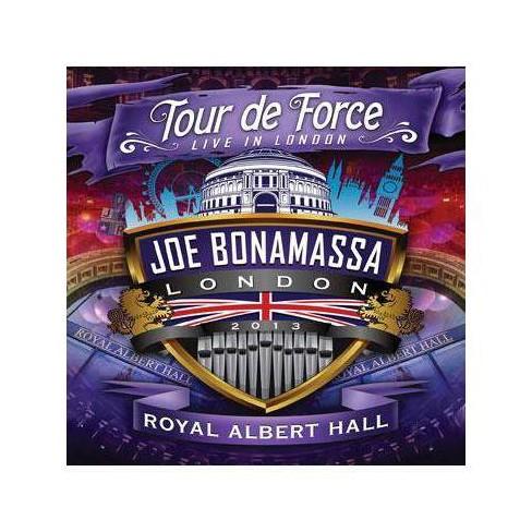 Joe Bonamassa: Tour De Force Live in London - Royal Albert Hall (Blu-ray) - image 1 of 1
