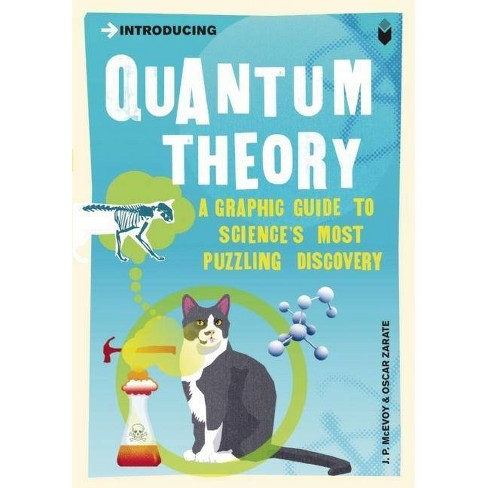 Introducing Quantum Theory - (Introducing (Icon Books)) 4 Edition by  J P McEvoy (Paperback) - image 1 of 1