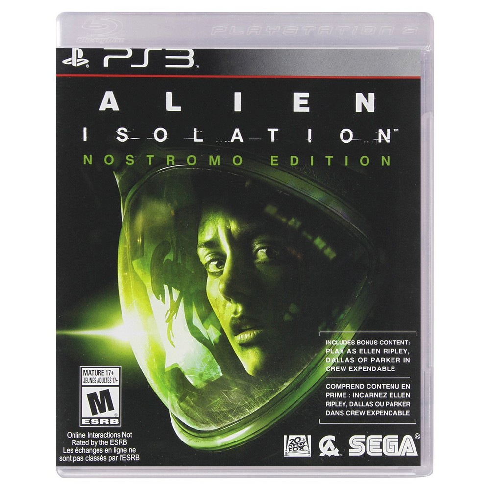Alien: Isolation Pre-Owned PlayStation 3