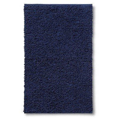 Loopy Chenille Scatter Rug - 30 x50  - Blue - Pillowfort™